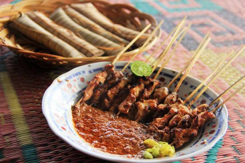 Image result for Sate Bulayak