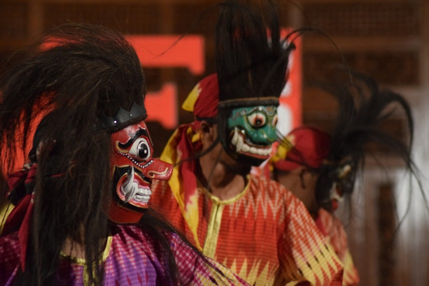 International Mask Festival Tahun 2019