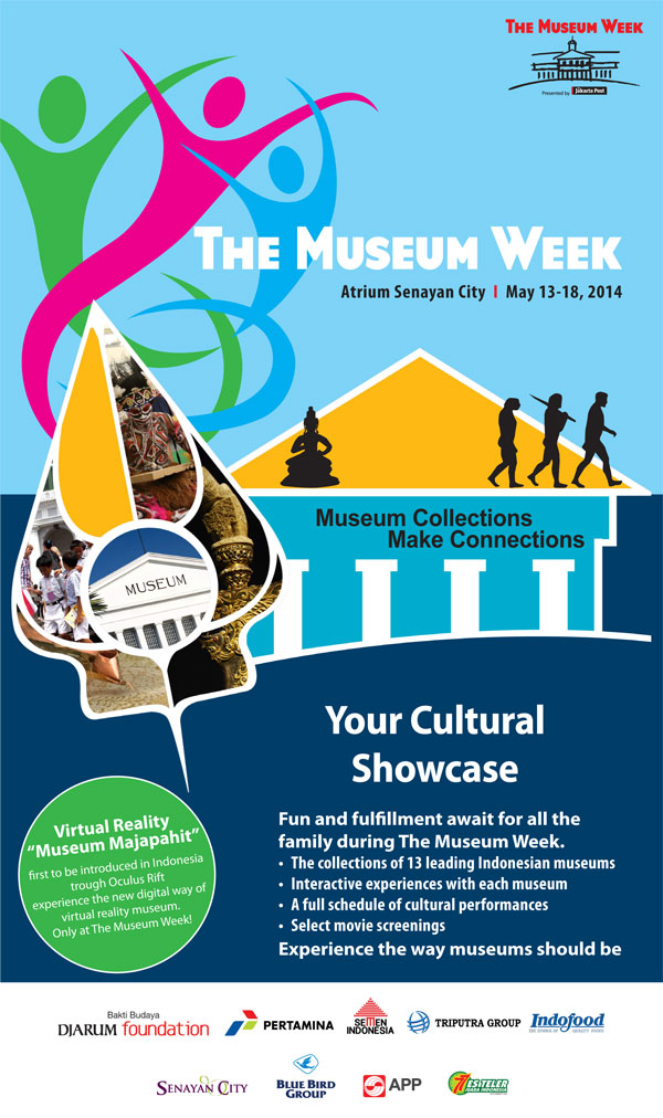The Museum Week Tahun 2014