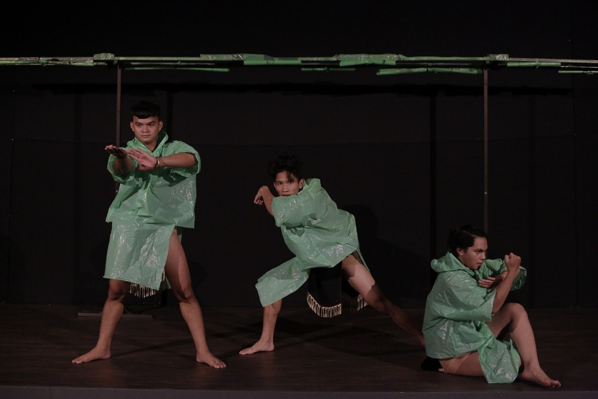 Konvergen: Common Body's Room oleh Abib Igal Dance Project