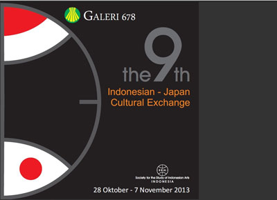 "Pameran Seni Rupa SSIA Indonesia ""The 7th Indonesia-Japan Cultural Exchange"""