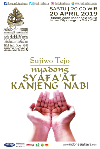 Suluk Maleman Edisi April 2019
