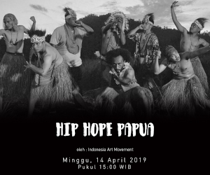 Hip Hope Papua oleh Indonesia Art Movement