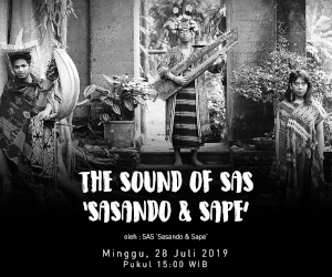 The Sound of SAS 'Sasando & Sape' oleh SAS 'Sasando & Sape'
