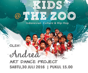 Kids @ the Zoo - Indonesian Culture