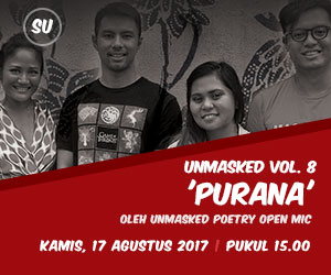 UNMASKED Vol. 8 'Purana' oleh UNMASKED Poetry Open Mic