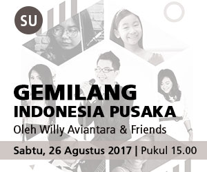 Gemilang Indonesia Pusaka oleh Willy Aviantara & Friends