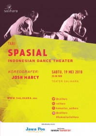 """Spasial"" Indonesian Dance Theatre"